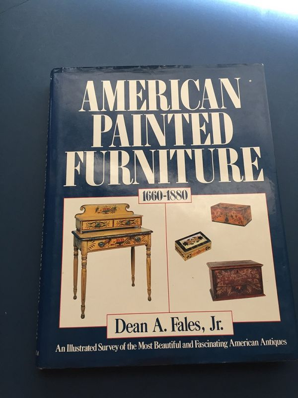American Painted Furniture 1660-1880