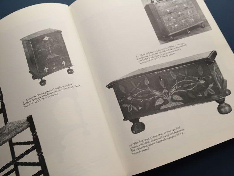 American Painted Furniture 1660-1880