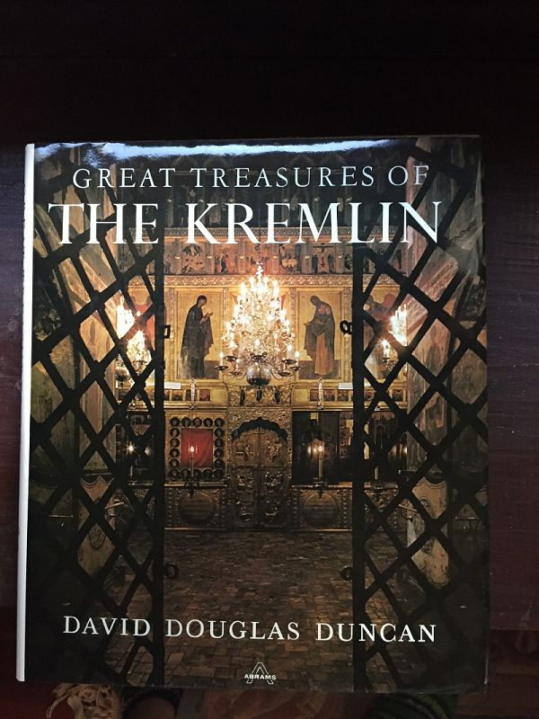 Great Treasures of the Kremlin ~ David Douglas Duncan