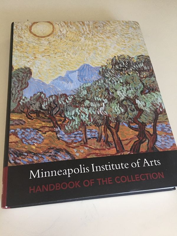 Minneapolis Institute of Arts ~ Handbook of the Collection