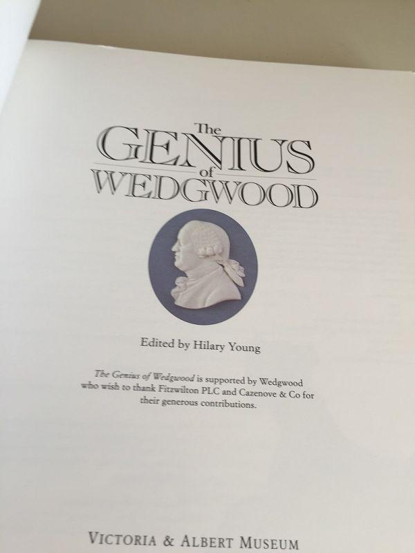 The Genius of Wedgwood ~ Victoria +Albert Museum