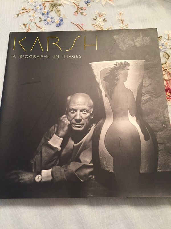 Karsh : A Biography in Images