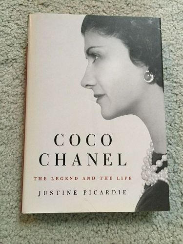 1st American ED ~COCO CHANEL... the Legend and the Life...HC/DJ