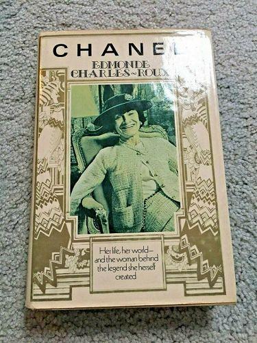 2nd Printing CHANEL~ Her Life Her World...Edmonde Charles-Roux HC/DJ