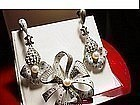 Theodor Fahrner Sterling Cultured Pearl Set