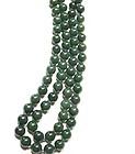 Double Knotted  Nephrite Beads