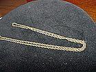 """12kt GF Ropetwist Chain ~ 10.3Gr~ 26""""+"""