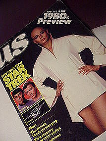 US Magazine Jan. 8, 1980 ~ Star Trek Etc.