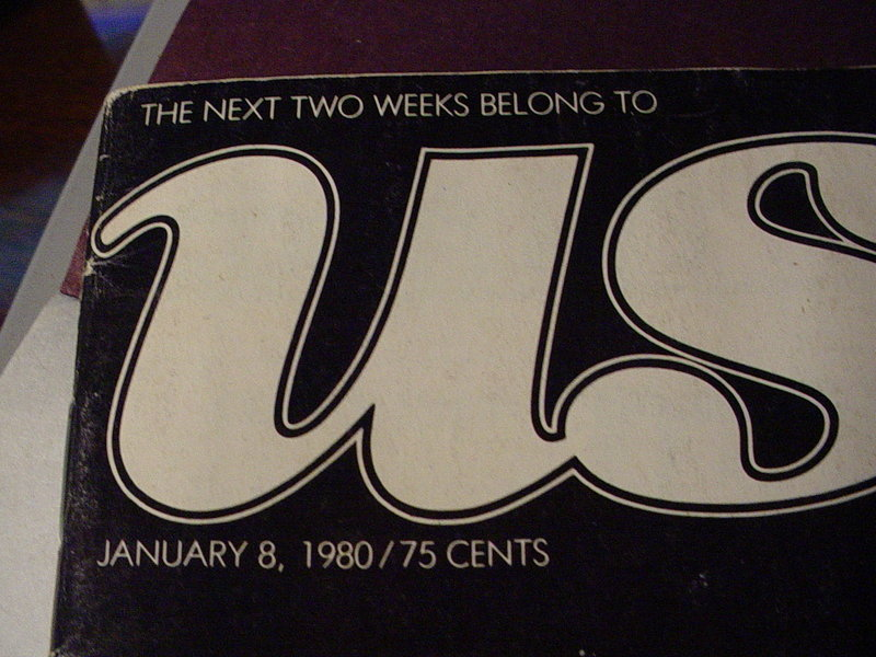 US Magazine Jan. 8, 1980 ~ Star Trek Etc.