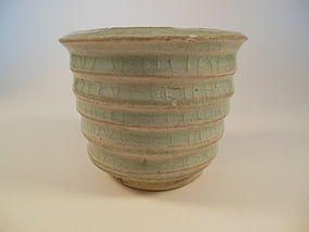Song Celadon jar