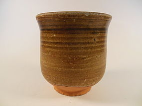 Song Brown Glaze cup