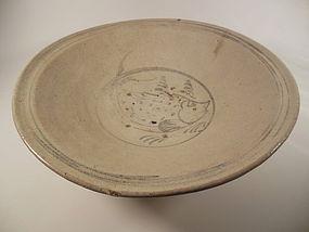 Sukhothai Fish Plate
