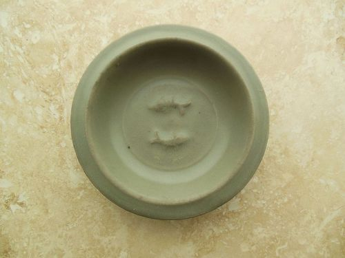 Song Dynasty Celadon Twin Fish Plate