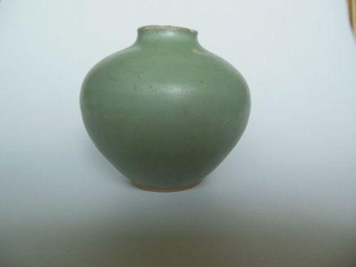 A Song Dynasty Celadon Jar