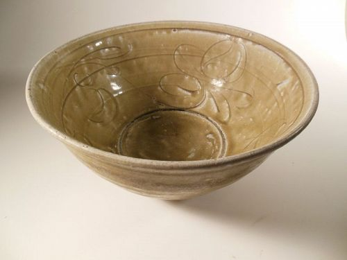 Song Dynasty Incised Bowl