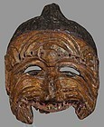 Chinese Nuo Mask of Xiao Gui