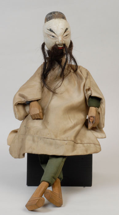 Antique Chinese Glove Puppet