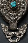 Antique Tibetan Belt Strap