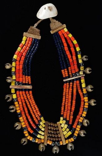 Antique Naga Necklace