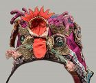 Antique Han Headdress
