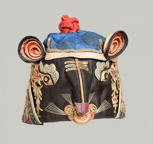 Antique Han Headdress