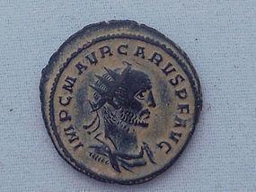 A ROMAN ANTONINIANUS OF CARUS