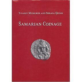 Samarian Coinage (Israel Numismatic Society)