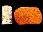 A MESOPOTAMIAN STONE CYLINDER SEAL