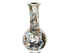AN EASTERN MEDITERRANEAN PERFUME BOTTLE