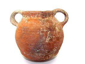 A HERODIAN COOKING POT