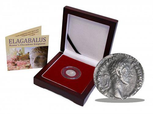 ELAGABALUS (218-222): ROME'S DECADENT EMPEROR