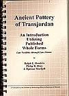 """ANCIENT POTTERY OF TRANSJORDAN"""
