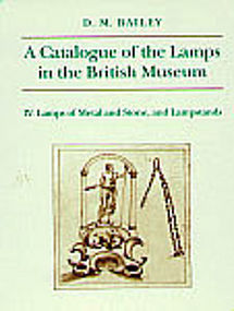 """A CATALOGUE OF LAMPS IN THE BRITISH MUSEUM IV"""