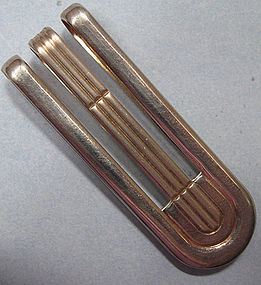Polish Sterling Money Clip
