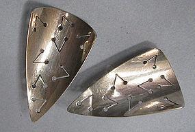 Sterling Studio Earrings