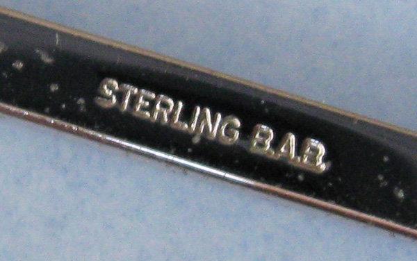 Engraved Sterling Money Clip