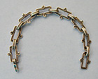 Mexican Sterling Link Bracelet
