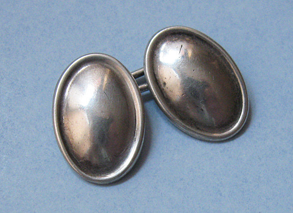 American Sterling Cuff Links