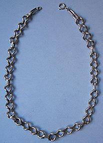 Handmade Sterling Necklace