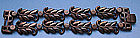 Wide Copper Link Bracelet, c. 1955