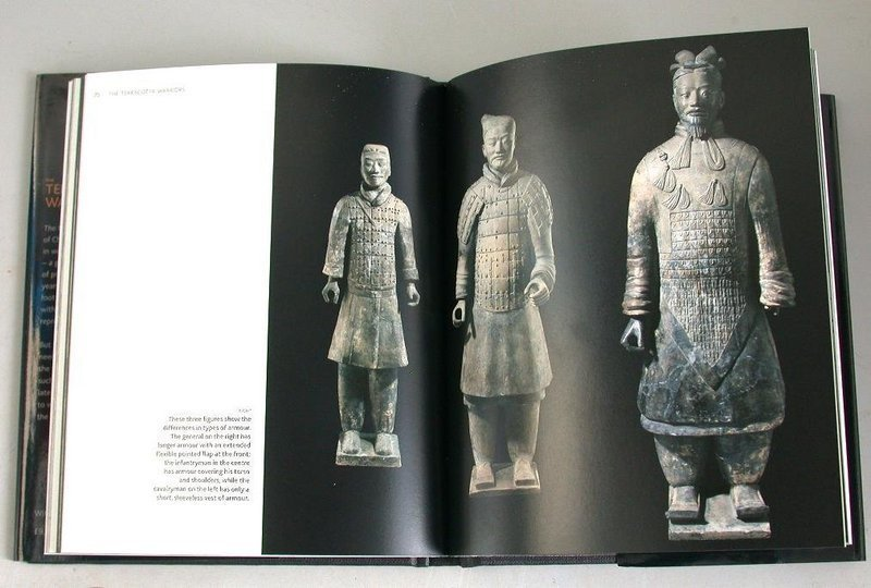 British Museum Book- The Terracotta Warriors
