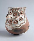 Chambri / Aibom Pottery Jar - Papua New Guinea (Ex. 1970's Collection)