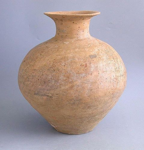 Large Chinese Neolithic Pottery Jar - Caiyuan Culture (c.2600-2200BC)