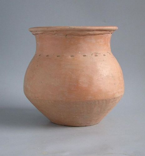 Fine Chinese Neolithic Pottery Jar - Caiyuan Culture c. 2600 - 2200 BC