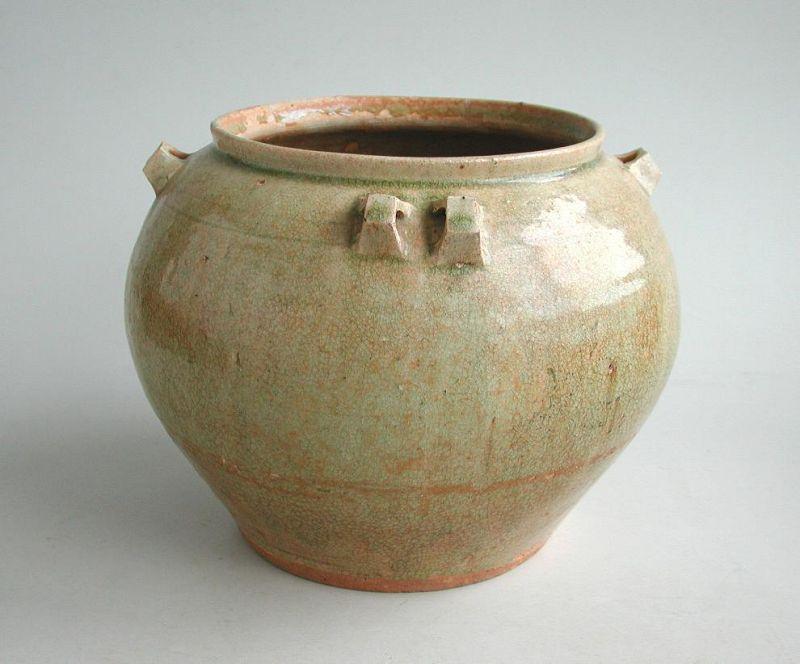 Rare Large Chinese Southern Dynasties Stoneware Jar