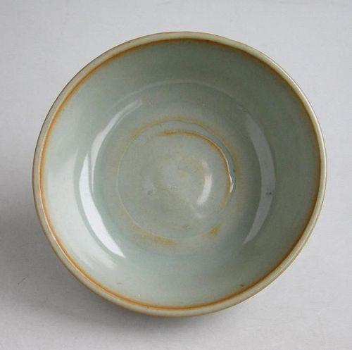Rare Thai / South East Asian 16th / 17th Century Celadon Bowl