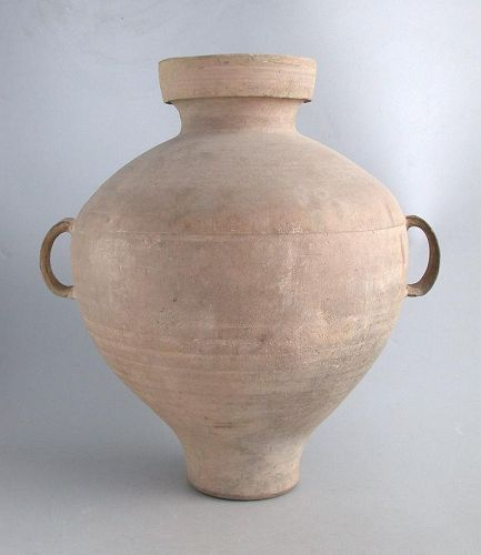 Rare Large Chinese Five Dynasties / Song Dynasty Pottery Jar + TL Test