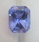 Stunning Unheated Lavender Sapphire 10.10ct