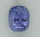 Stunning Unheated Lilac Sapphire 5.51ct GIA