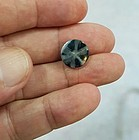 Burma Trapiche Sapphire 9.66ct
